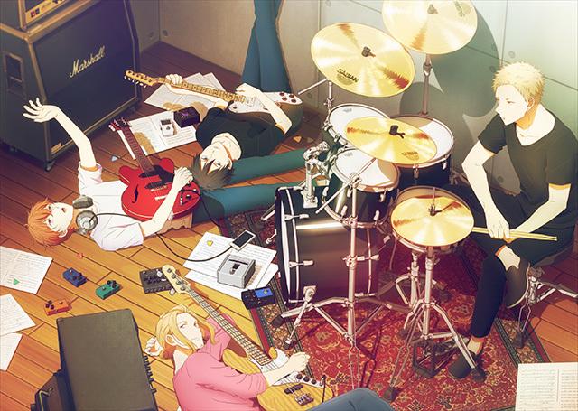 最新号「LisOeuf♪vol.14」が8月30日に発売決定! 表紙・巻頭特集は、TVアニメ「ギヴン」!