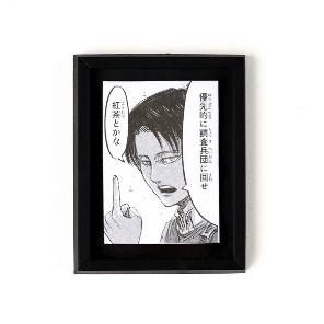 複製原画ミニチュアマグネットE 550円