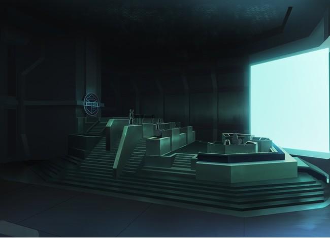 ボーダー基地司令部(オペレーションルーム)