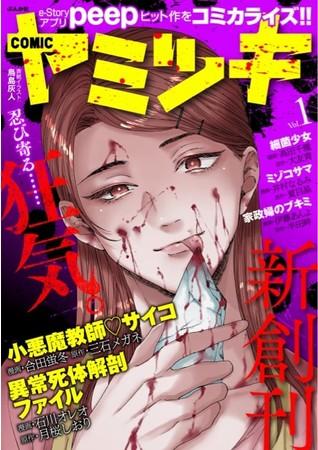 創刊号の表紙イラスト表紙イラストは鳥島灰人先生。代表作「この恋はツミなのか!」が ドラマ化された若手の実力派作家。