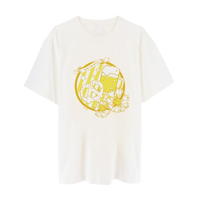 キャラクターイメージTシャツ(ドイツ)