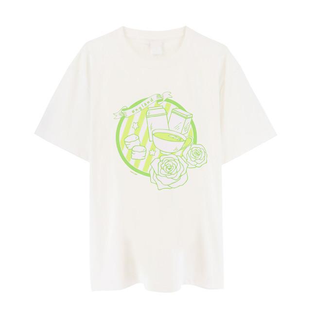 キャラクターイメージTシャツ(イギリス)