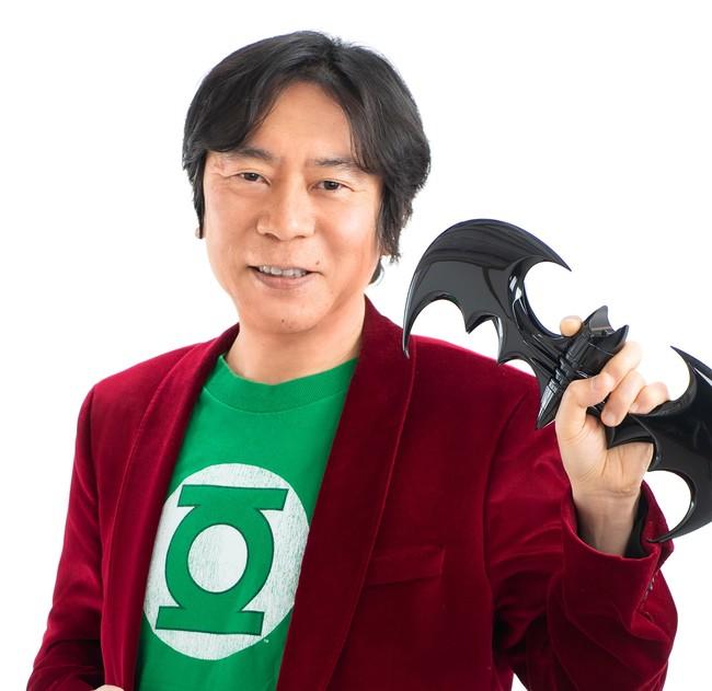 MC:杉山すぴ豊さん(アメコミ系ライター)