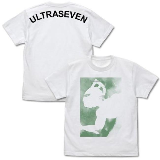 <アニメ・漫画専門ECサイトであるAnimo(アニモ)にて、ウルトラセブン ウルトラセブンシルエット Tシャツが新発売>7月30日より予約販売開始!