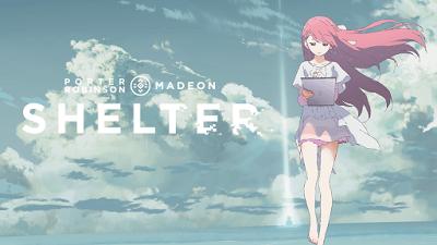 Der Kurze Anime Von 6 Minuten Erzahlt Rin Dem 17 Madchen Des Jahres Das Im Unendlichen Futuristischen Simulator Eigenen Und Einsamen