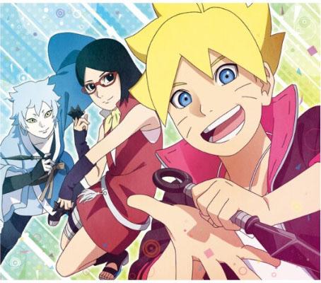 Baton Road - Kana Boon (Boruto: Naruto Next Generations Opening)