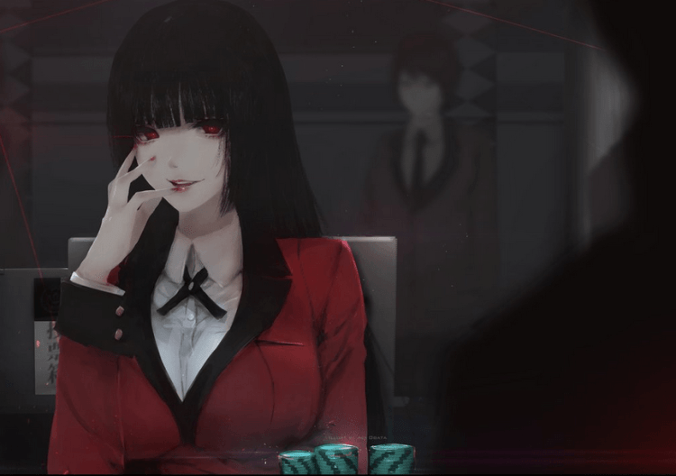 LAYon-theLINE by D-selections (Kakegurui ED) Lyrics Translation