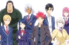 Anime Ost: Download Opening Ending Shokugeki no Souma Season 3