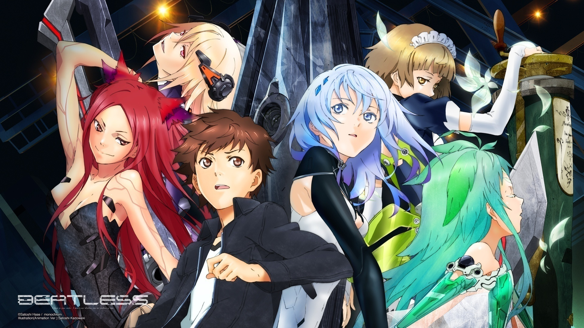 Anime Ost Download Opening Ending Beatless Completed