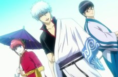 Anime Ost: Download Opening Ending Gintama Shirogane no Tamashii-hen