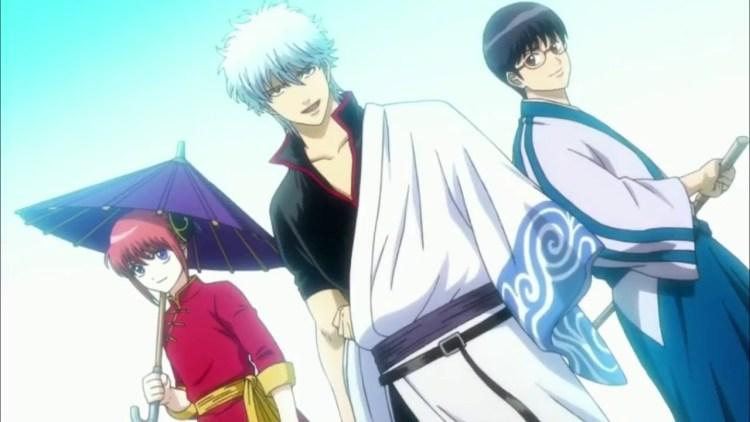 Anime Ost: Download Opening Ending Gintama Shirogane no Tamashii-hen