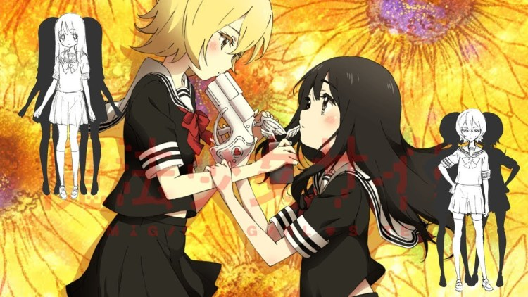 Anime Ost: Download Opening Ending Mahou Shoujo Site