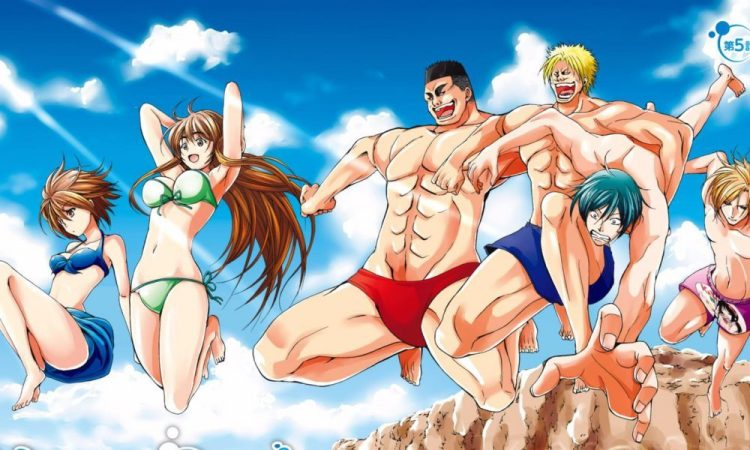 Anime Ost: Download Opening Ending Grand Blue