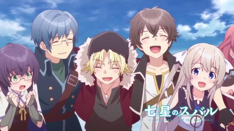 Anime Ost: Download Opening Ending Shichisei no Subaru