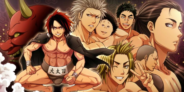 Anime Ost: Download Opening Ending Hinomaruzumou
