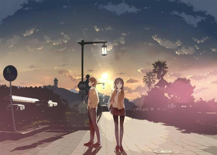 Anime Ost: Download Opening Ending Seishun Buta Yarou wa Bunny Girl Senpai no Yume wo Minai
