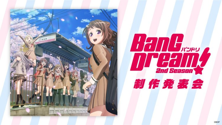 Anime Ost: Download Opening Ending BanG Dream! Season 2