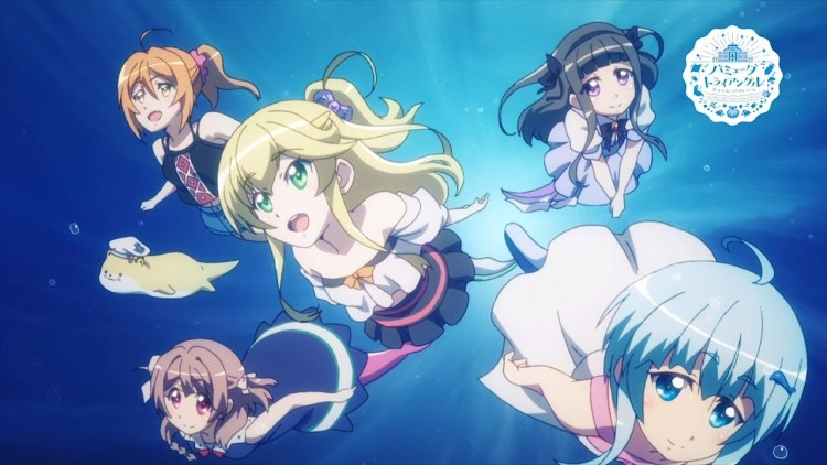 Anime Ost: Download Opening Ending Bermuda Triangle: Colorful Pastrale