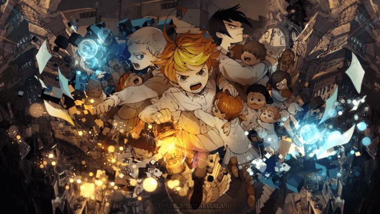 Anime Ost: Download Opening Ending Yakusoku no Neverland