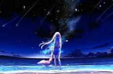 રિયોનોસ - ઉત્સુકશી હોશી (美 し い 星) [એક સુંદર સ્ટાર થીમ સોંગ]