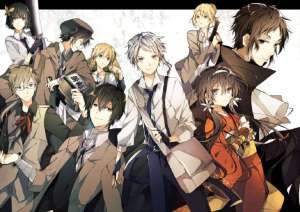 Anime Ost: Download Opening Ending Bungou Stray Dogs Season 3