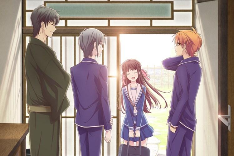 Anime Ost: Download Opening Ending Fruits Basket (2019)