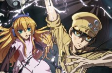 Anime Ost: Download Opening Ending Gunjou no Magmel
