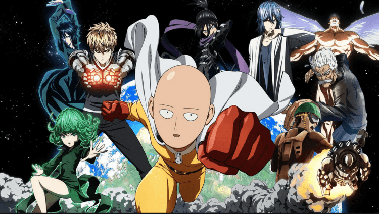 Anime Ost: Download Opening Ending One Punch Man Season 2