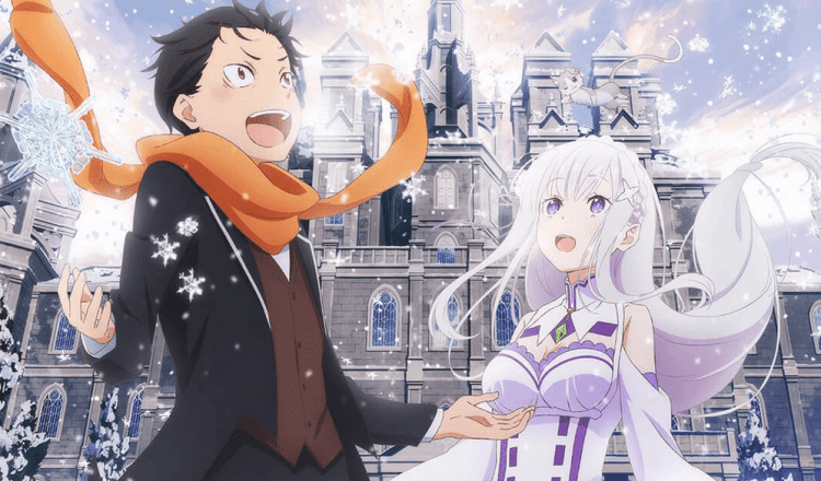 Anime Ost: Download Lagu Anime Re:Zero kara Hajimeru Isekai Seikatsu: Memory Snow