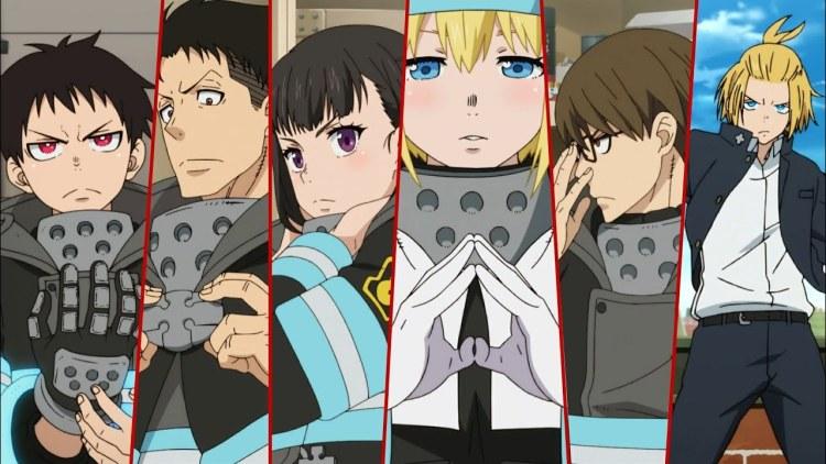 Anime Ost: Download Opening Ending Enen no Shouboutai