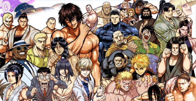 Anime Ost: Download Opening Ending Kengan Ashura