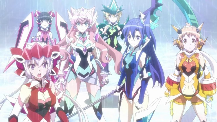 Anime Ost: Download Opening Ending Senki Zesshou Symphogear XV