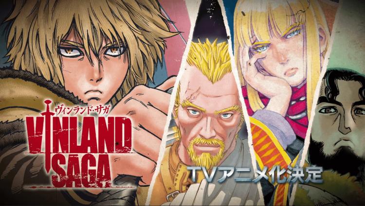 Anime Ost: Download Opening Ending Vinland Saga