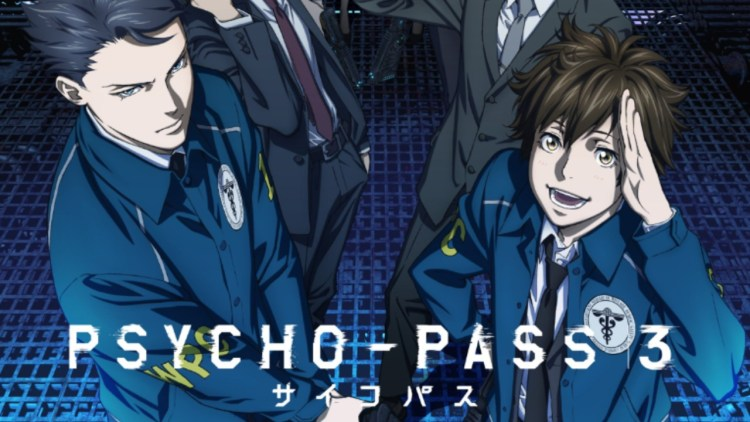 Anime Ost: Download Opening Ending Psycho-Pass 3