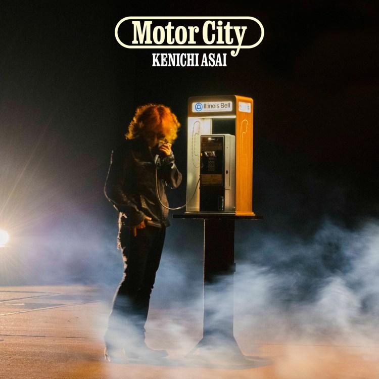 Kenichi Asai - MOTOR CITY (No Guns Life OP)