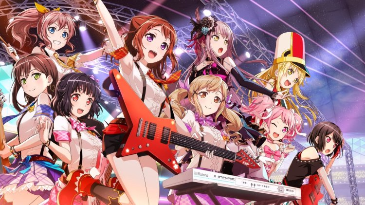Anime Ost: Download Opening Ending BanG Dream! Season 3