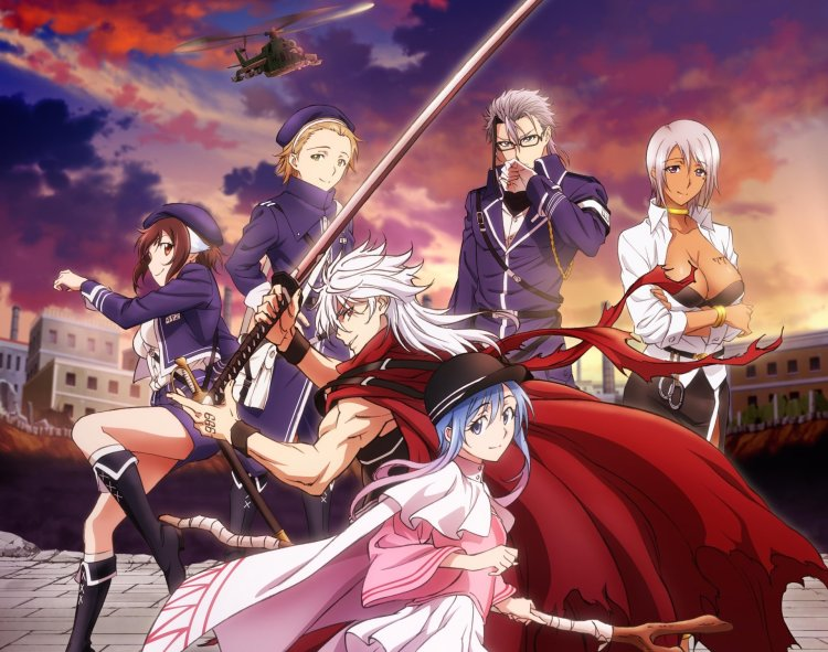 Anime Ost: Download Opening Ending Plunderer