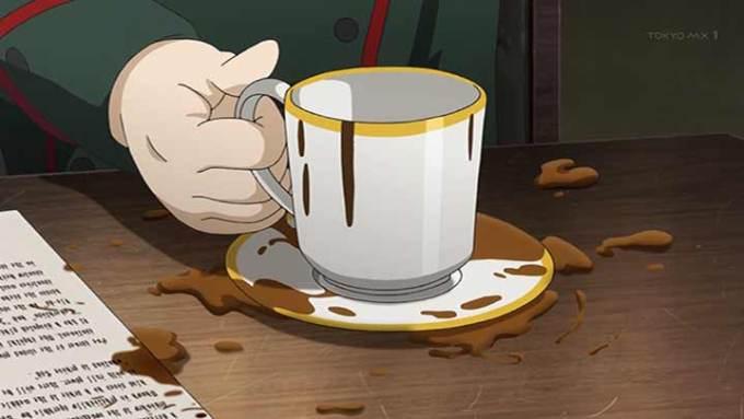 幼女戦記 コーヒーカップ