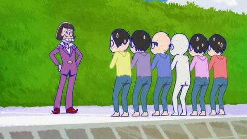 おそ松さん イヤミ 6つ子 ペイント