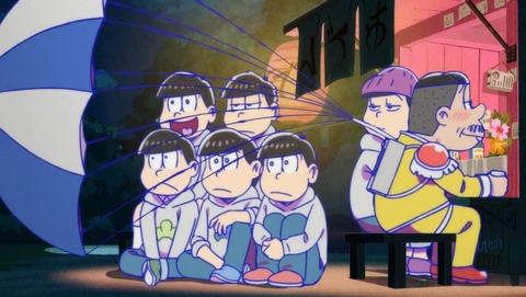 おそ松さん 2期 松造 6つ子