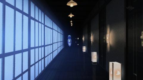 おそ松さん 2期 旅館 廊下