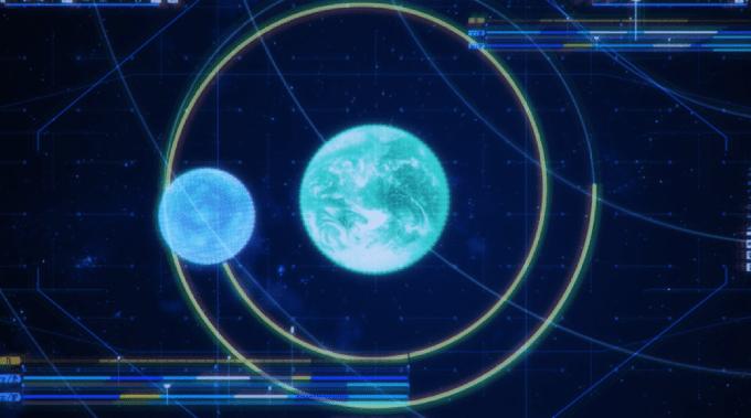 LOSTSONG 衛星 軌道
