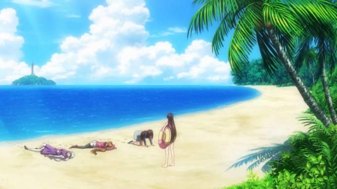 あかねさす少女 海 フラグメント