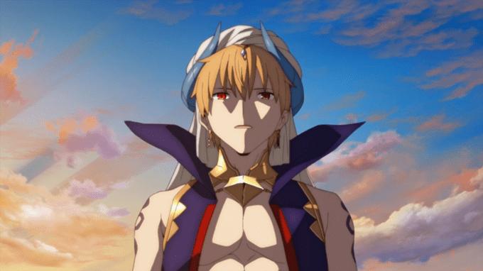 Fate/Grand Order-絶対魔獣戦線バビロニア- ギルガメッシュ7