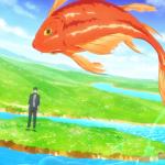 【アニメ】pet6話感想・考察・解説!桂木にUSBを持たせた理由【ペット】