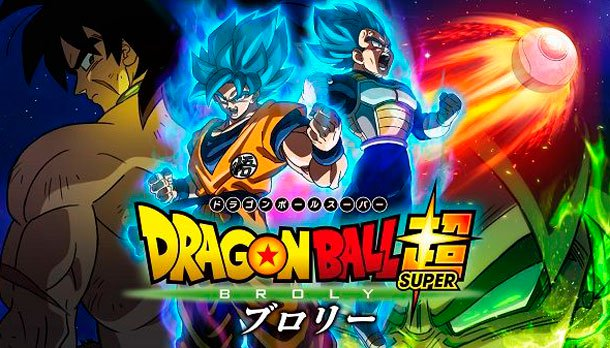 Descargar Dragon Ball Super: Broly [Audio Latino] [MEGA – MediaFire – Openload] [HD]