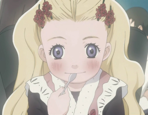 Sure, she's 18. We believe you, Mr. Honey Clover.