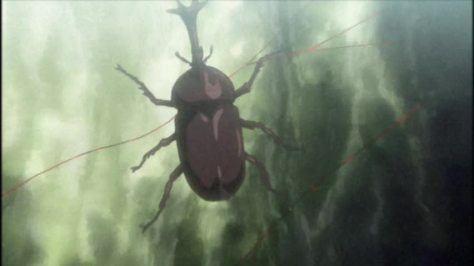 You know what they say about people who torture bugs...