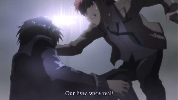 Midpoint Review: Angel Beats, Character Development, and