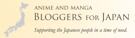 Anime and Manga Bloggers for Japan Link